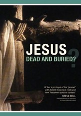 Jesus Dead and Buried, DVD