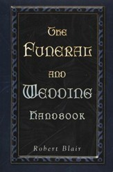 The Funeral And Wedding Handbook