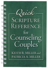 Quick Scripture Reference for Counseling Couples - Slightly Imperfect