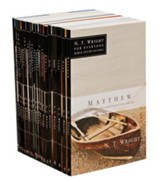 N.T. Wright for Everyone Bible Study Series--Complete New Testament in 19 Volumes