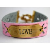 Love Bracelet, with Cross
