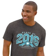 Class of 2016 Shirt, Charcoal Heather,  XX-Large