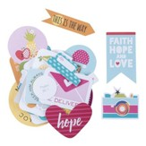 Encouragement, Die Cut Prompt Cards