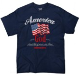 America Shirt, Navy, Small