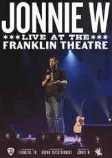 Jonnie W.: Live at the Franklin Theatre, DVD