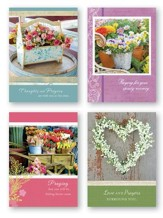 Garden, Get Well Cards with Scripture, Box of 12