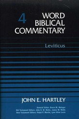 Leviticus: Word Biblical Commentary [WBC]