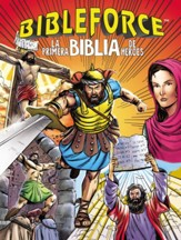 Bibleforce: Los primeros heroes de la Biblia (The First Heroes Bible)