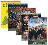 Duck Dynasty, Seasons 1-5 DVDs