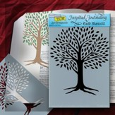 Bible Journaling Stencil, Tree of Life
