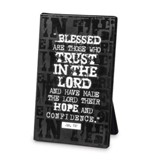 Hope in the Lord--Metal Plaque