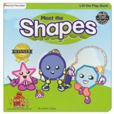 Lift the Flap Book: Meet the Shapes