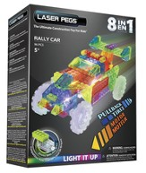 Rally Cars Laser Model