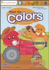 Meet the Colors DVD