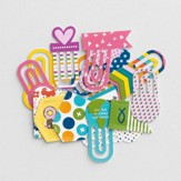 Colorful Designer Clips
