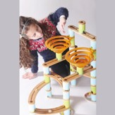 Bamboo Builder Marble Run, 78 Pieces