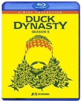 Duck Dynasty: Season 5, Blu-ray