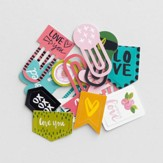 You Are Loved, Designer Clips