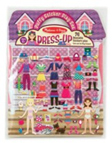 Dress-Up, Puffy Sticker Playset