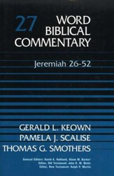Jeremiah 26-52: Word Biblical Commentary [WBC]