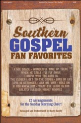 Southern Gospel Fan Favorites (Choral Book)