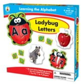 Ladybug Letters, Ages 4+
