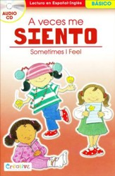 Sometimes I Feel English/Spanish Reader with Read-Along CD