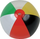 Good News Beach Balls, pack of 5