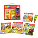 Hot Dots Jr., Famous Fables Interactive Storybook Set