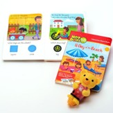 Hot Dots Tots, All About Vehicles Interactive Board Book Set