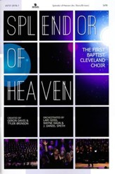 Splendor of Heaven, Choral Book  - Slightly Imperfect