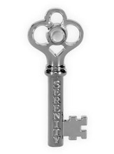 Serenity Prayer, Key, Pocket Token