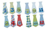 Monthly Stickers, Necktie