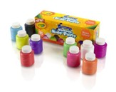 Crayola, Washable Neon Paint, 10 Pieces