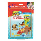 Hot Dots Jr. Let's Learn the Alphabet Interactive Book & Pen Set