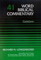 Galatians: Word Biblical Commentary [WBC]