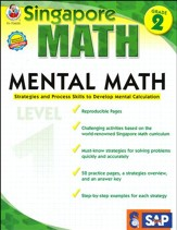 Singapore Mental Math Level 1 Grade 2