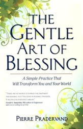 The Gentle Art Of Blessing, Softcover