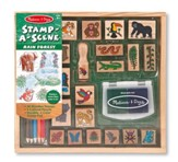 Stamp-a-Scene, Rain Forest