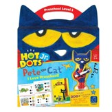 Hot Dots Junior, Pete the Cat, I Love Preschool Set