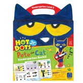 Hot Dots Junior, Pete the Cat, Kindergarten Rocks Set