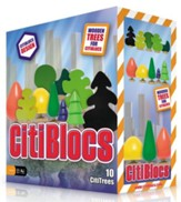 Cititrees, 10 Pieces