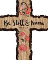 Be Still & Know Wall Cross