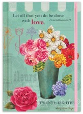 2018 Let All That You Do Be Done with Love (1 Corinthians 16:14) Perfect Planner