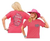 Live Every Moment Shirt, Watermelon, Small