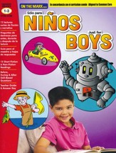 ¡Sólo para Niños!  Lectura-Comprension, Grados   1-3 (Just for Boys!: Reading Comprehension, Grades 1-3)