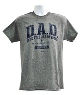 Father's Day Shirt, Gray, XX-Large