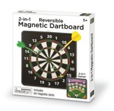 Two Sided Magnetic Dartboard