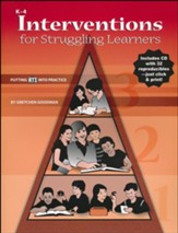 Interventions for Struggling Learners, Grades K-4