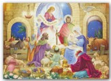 Glorious Nativity, Boxed Cards , Box of 15